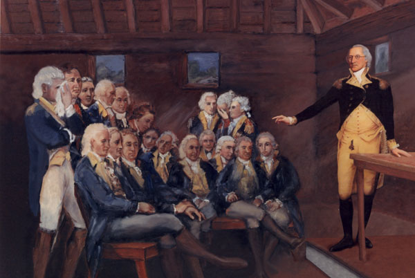 Washington and His Men